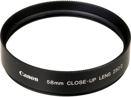 Canon 58mm Close-Up Lens to suit Pro1, PSS2IS/3IS/5IS & A700