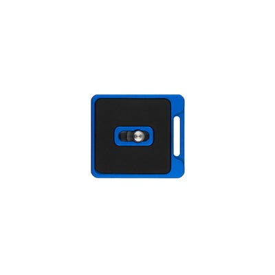 ProMaster Quick Release Plate for XC-M Series Tripod - Blue