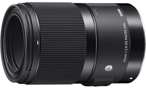 Sigma 70mm f/2.8 DG Macro Art Series Lens - Sigma