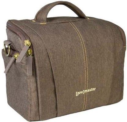 ProMaster Cityscape 30 Hazelnut Brown Shoulder Bag