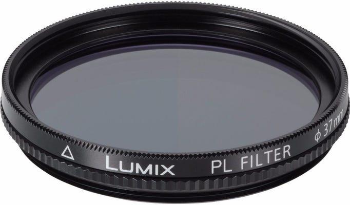 Panasonic 37mm Circular Polarizing Filter