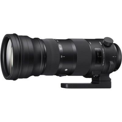 Sigma 150-600mm f/5-6.3 DG OS HSM Sports Lens - Nikon