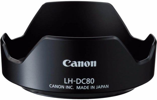 Canon LHDC80 Lens Hood