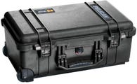Pelican 1510 Black Carry On Case with Foam