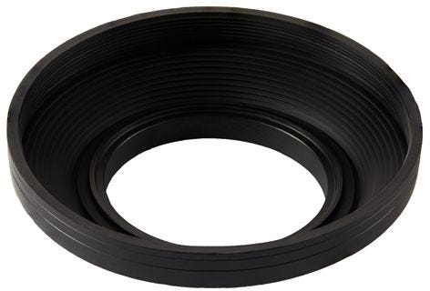ProMaster Rubber Wide Angle 55mm Lens Hood (N)