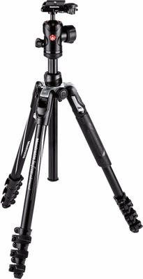 Manfrotto Befree Advanced - Lever Lock - Black Tripod includes MH494-BH & Carry Bag