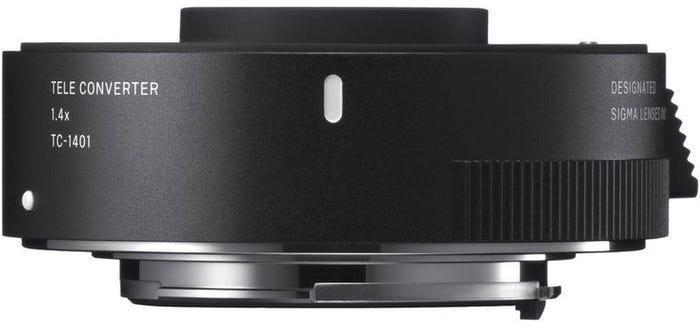 Sigma TC-1401 1.4X Teleconverter Lens - Nikon