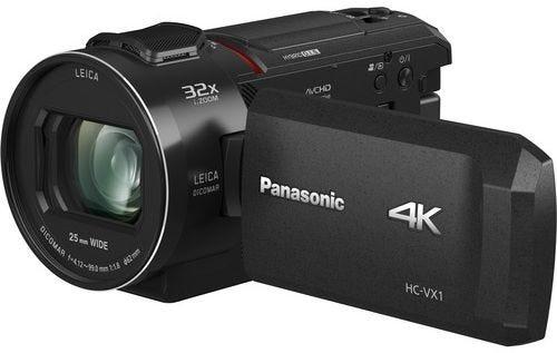 Panasonic HC-VX1 4K Leica 24X Zoom Digital Video Camera