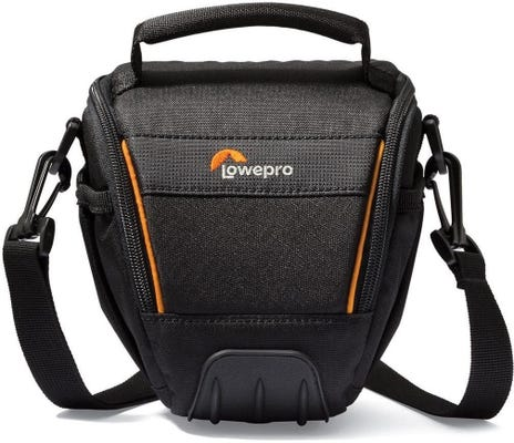 Lowepro Adventura TLZ20 II Mirrorless Camera Bag - Black