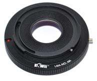 Kiwi Mount Adapter - Minolta MD Lens - Sony A Camera