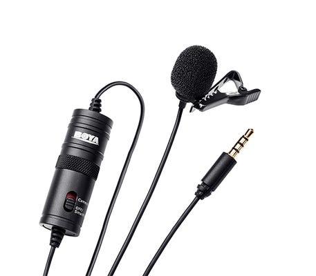 Boya BY-M1 V1 Lavalier Microphone