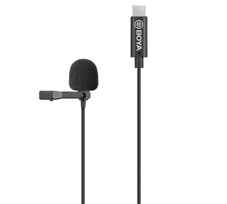 Boya BY-M3 Lavalier Microphone for Android Devices