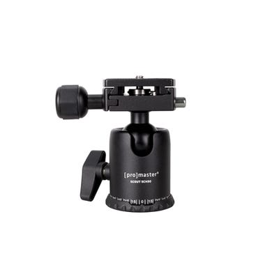 ProMaster Scout SCH30 Ball Head with Quick Release Plate