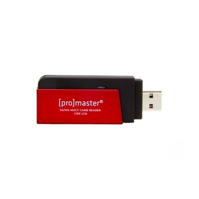 ProMaster USB 2.0 - SD/MS Multi-Reader