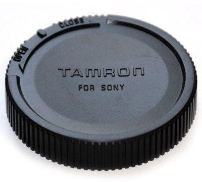 Tamron Rear Mount Cap - Sony A