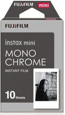 Fujifilm Instax Mini - Monochrome Instant Film (10 Sheets)