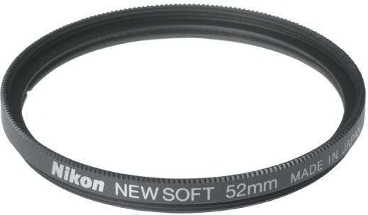 Nikon 52mm Soft Focus Filter