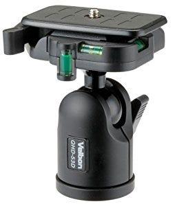 Velbon QHD-53D Ball & Socket Head