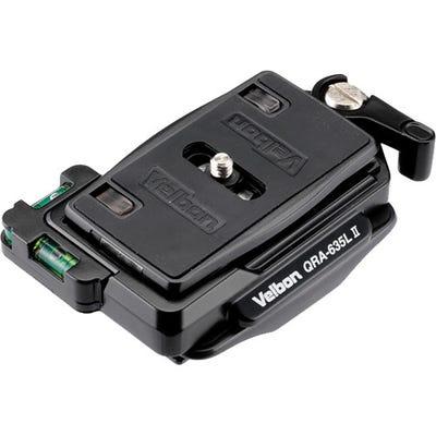 Velbon QRA-635L II Quick Release Adaptor