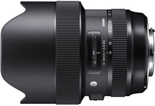 Sigma 14mm f/1.8 DG HSM Art Series Lens - Nikon