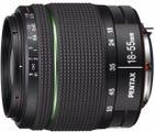 Pentax DA 18-55mm f/3.5-5.6 AL WR Lens