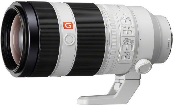 Sony FE 100-400mmf/4.5-5.6 GM OSS Lens