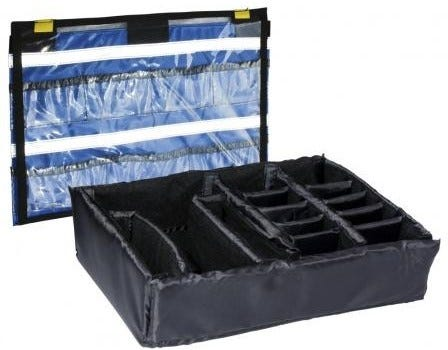 Pelican EMS Top & Bottom Divider Insert for 1600 Case