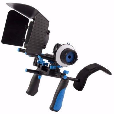 Glanz DSLR Video Rig Set