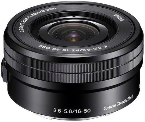 Sony NEX 16-50mm f/3.5-5.6 PZ Lens