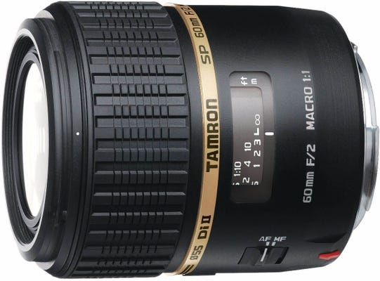Tamron SP AF 60mm f/2.0 Di II Macro Lens - Sony (A-Mount)