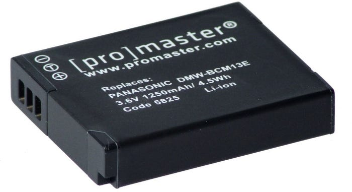 ProMaster Panasonic DMW-BCM13E Battery