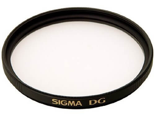 Sigma EX DG UV 55mm Filter