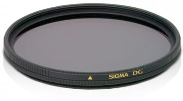 Sigma Circular Polarising EX DG 86mm Filter