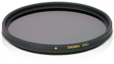 Sigma 62mm EX DG Circular Polarising Filter