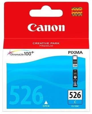 Canon CLI526C Cyan Ink