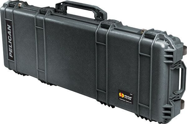 Pelican 1720 Black Transport Case with Foam