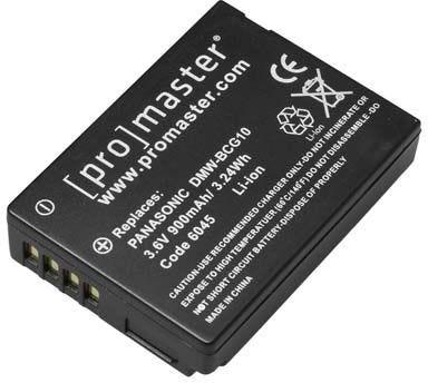 ProMaster Panasonic DMW-BCG10 Battery