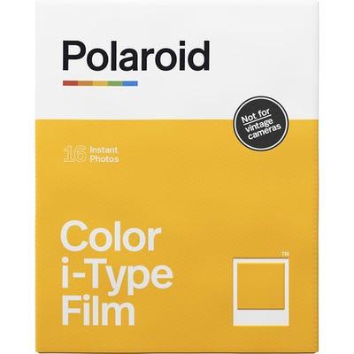 Polaroid Originals i-Type Colour - Instant Film - 2 PACK (16 Exposures)