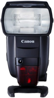 Canon 600EXII-RT Speedlight Flash