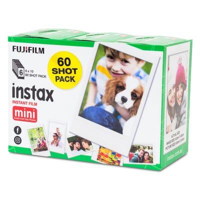 Fujifilm Instax Mini - Instant Film (60 Sheets)