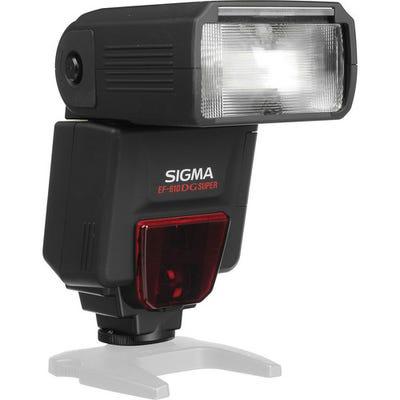 Sigma EF-610 DG Super Flash - Canon (EO-ETTL II)