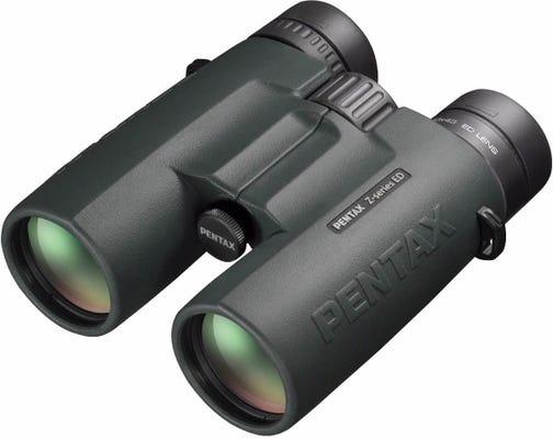 Pentax ZD 10x43 ED Roof Prism Waterproof Binocular