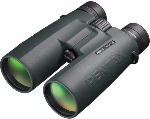 Pentax ZD 10x50 ED Roof Prism Waterproof Binocular