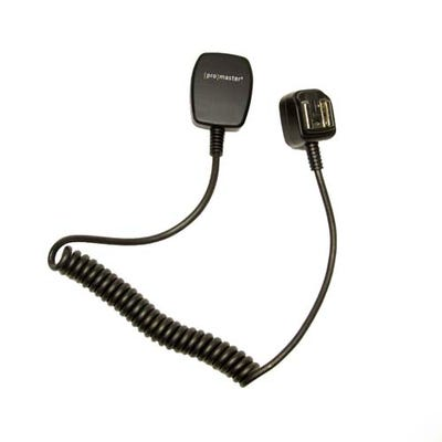 ProMaster TTL Off Camera Flash Cord 150cm - Sony/Maxxum Xi