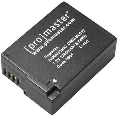 ProMaster Panasonic DMW-BLC12 Battery
