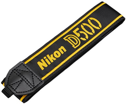 Nikon AN-DC17 Camera Strap - for D500