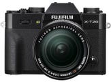 FujiFilm X-T20 Body - Black w/ XF18-55mm Lens Compact System Camera