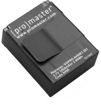 ProMaster GoPro AHDBT-301 Hero3 Battery