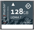 ProMaster CF Rugged 128GB 1066X 160MB/s Professional Memory Card
