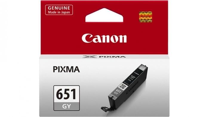 Canon CLI651GY Grey Ink Tank